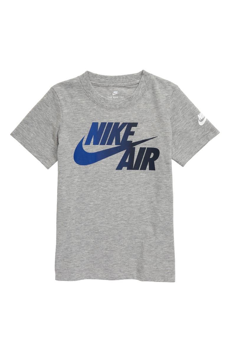 Nike Air Gradient Logo T Shirt Toddler Boys Little Boys Nordstrom