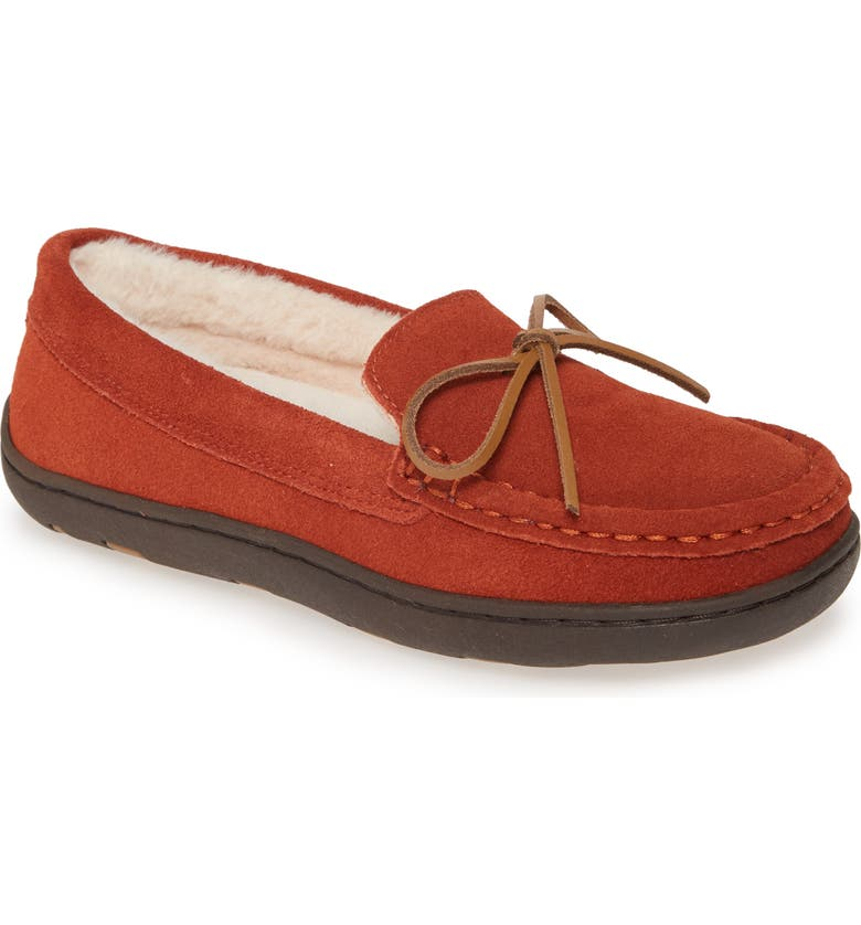 TEMPUR-PEDIC<SUP>®</SUP> Zada Slipper, Main, color, CLAY SUEDE
