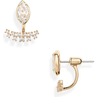 Nadri Mila Drop Back Earrings