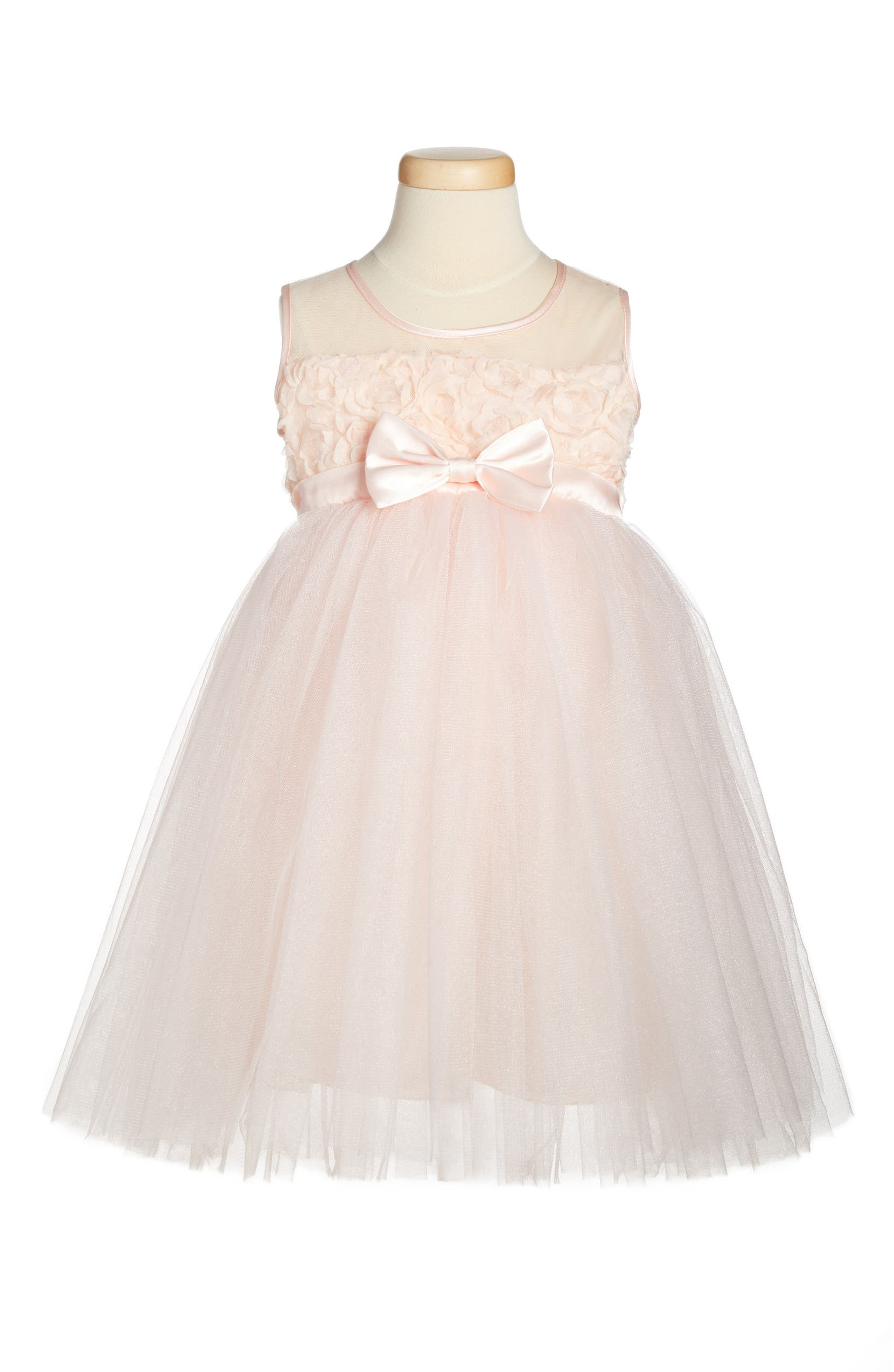 e2a3c9ad9 Popatu Floral Tulle Dress (Toddler Girls, Little Girls & Big Girls) |  Nordstrom