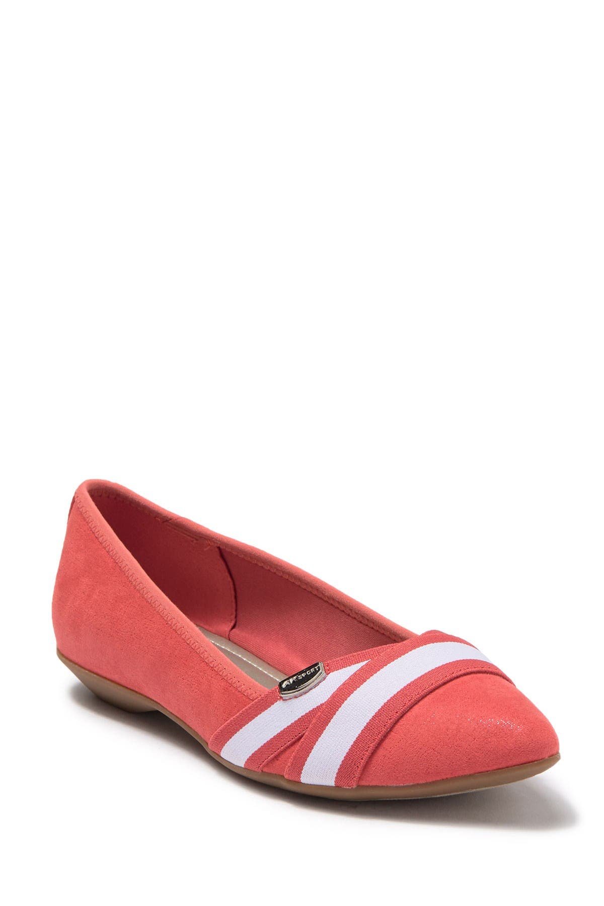 Image of Anne Klein Ozella Pointed Toe Flat