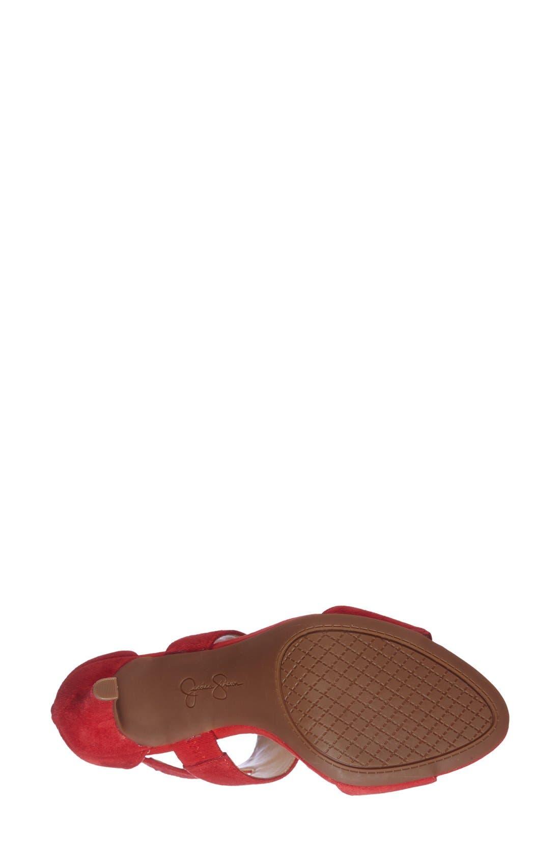 ,                             'Mekos'  Cutout Sandal,                             Alternate thumbnail 50, color,                             640