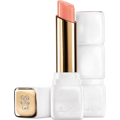 Guerlain Bloom Of Rose Kisskiss Roselip Hydrating & Plumping Tinted Lip Balm - R347 Peach Sunrise