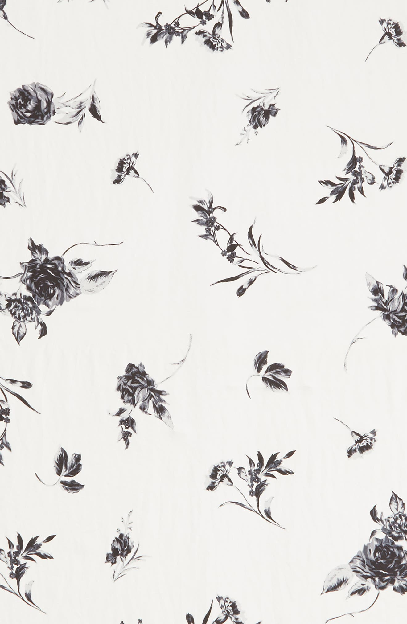 ,                             Floral Silk Wrap,                             Alternate thumbnail 8, color,                             900