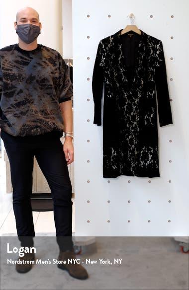 Flocked Lace Coat, sales video thumbnail