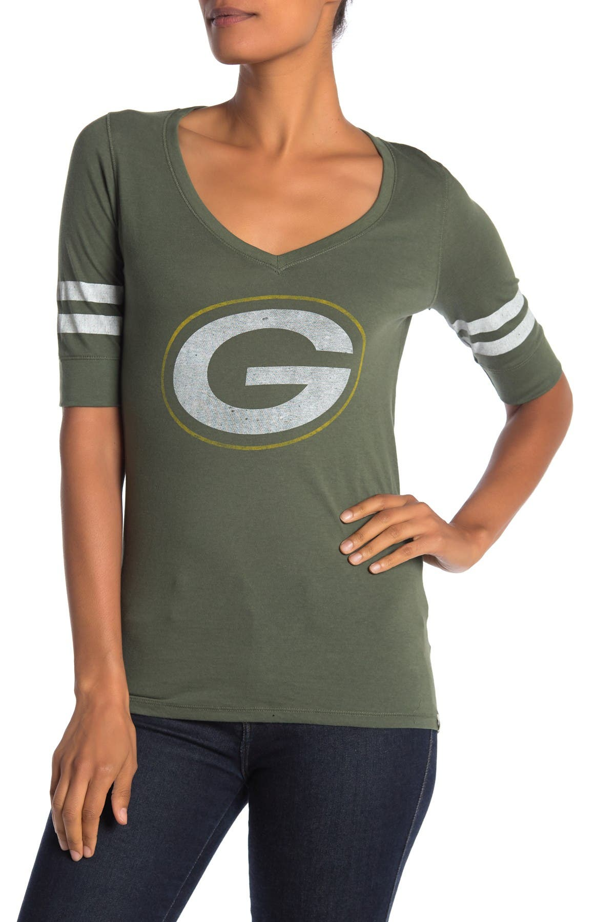 Image of 47 Brand NFL Green Bay Packers Graphic T-Shirt