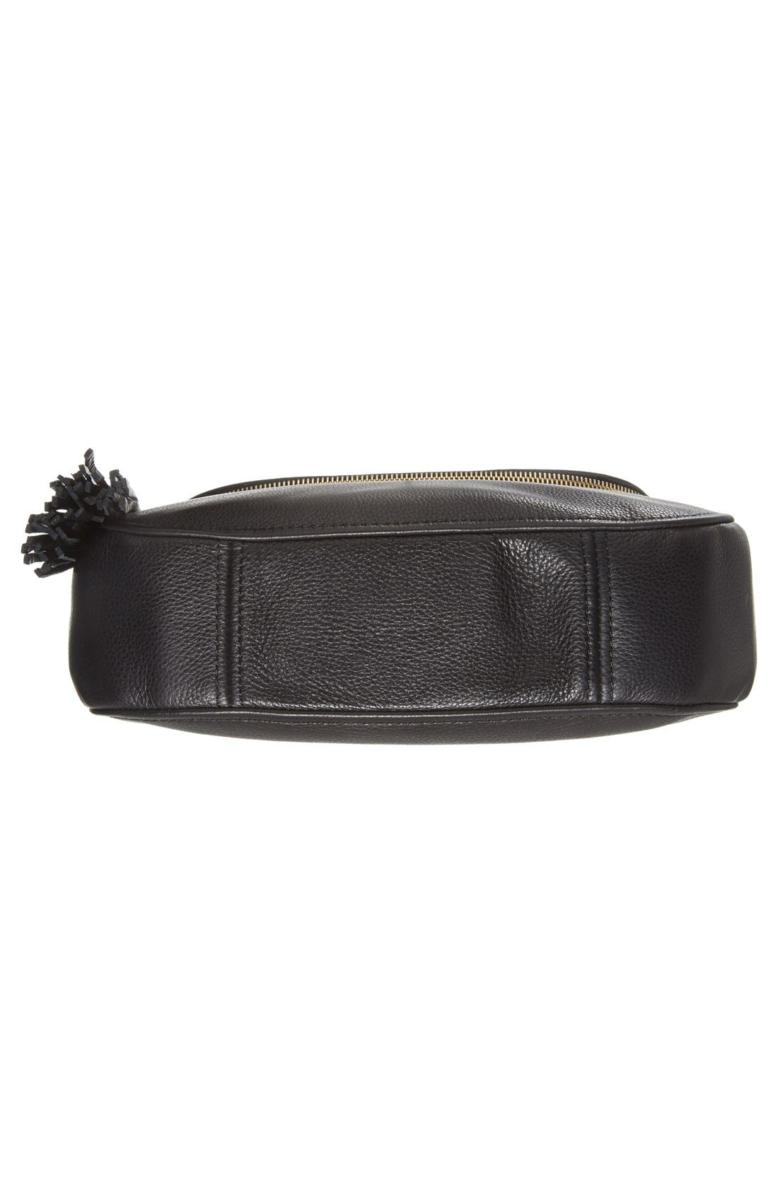 ,                             'Bedford Tassel - Medium' Convertible Leather Shoulder Bag,                             Alternate thumbnail 2, color,                             005