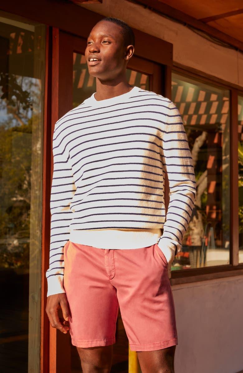 ZACHARY PRELL Catalpa Chino Shorts, Main, color, 452