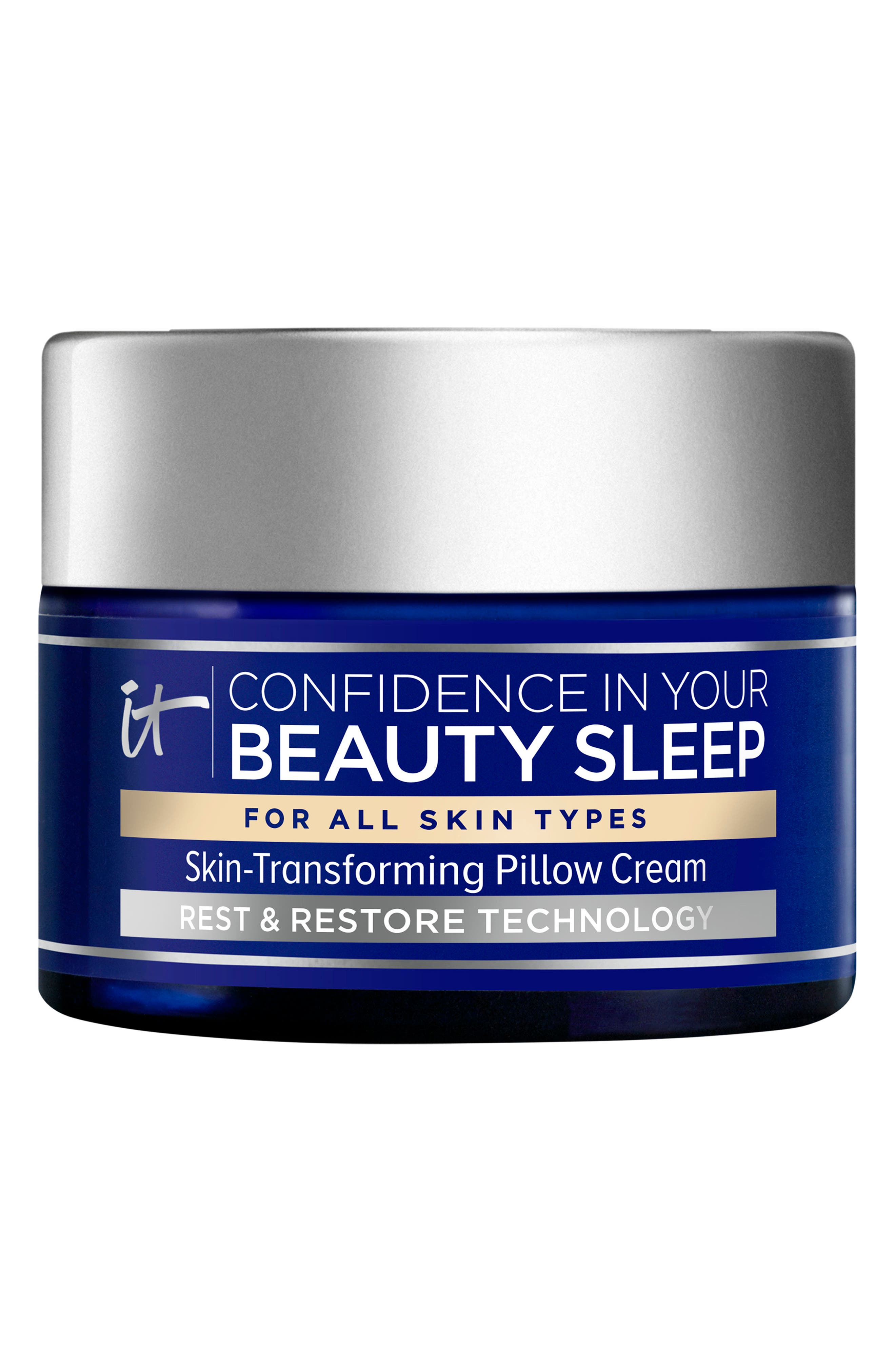 Confidence In Your Beauty Sleep Skin Transforming Pillow Cream