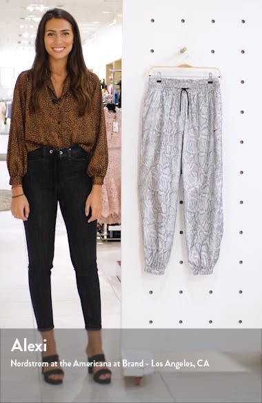 Python Print Woven Pants, sales video thumbnail