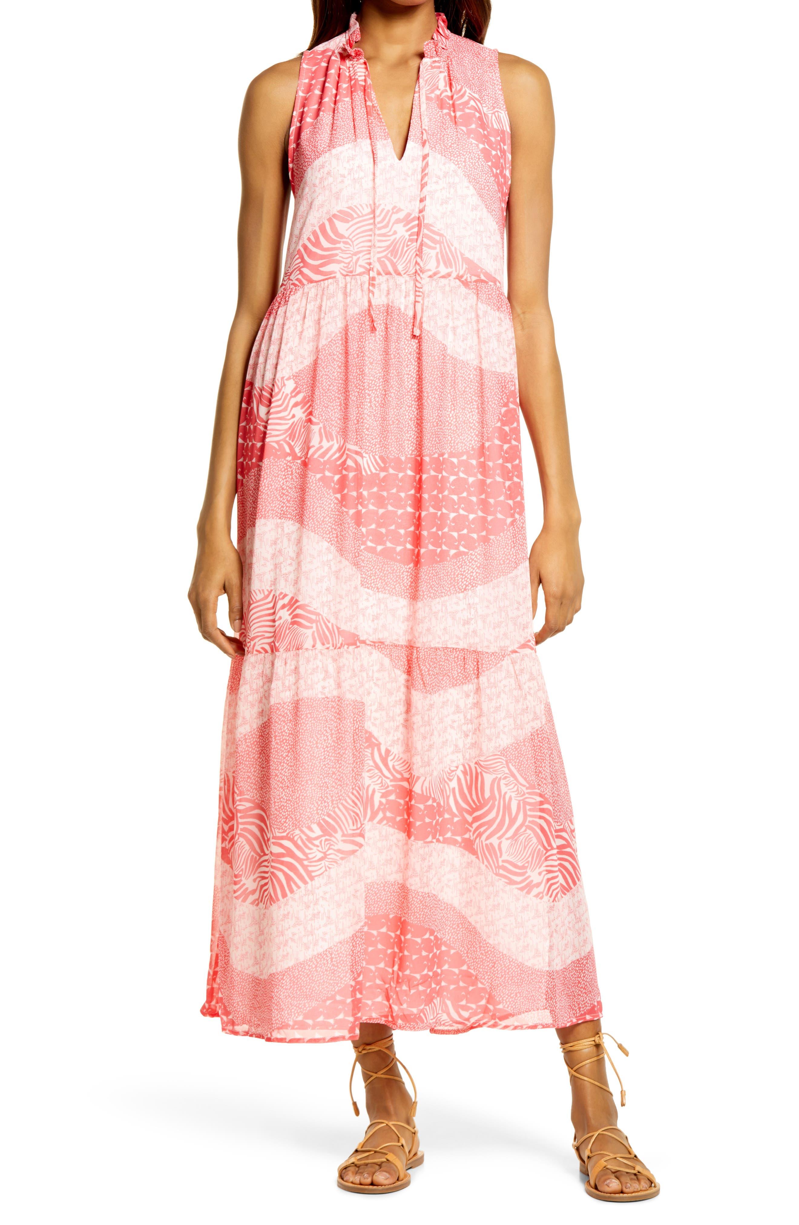Dream Patcher Print Dress
