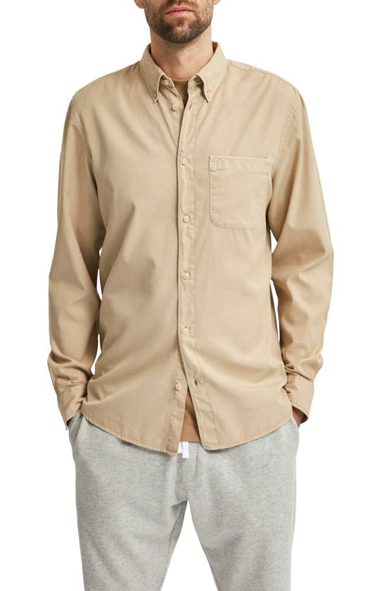 Selected Homme Downs RICK REGULAR FIT BUTTON-DOWN SHIRT