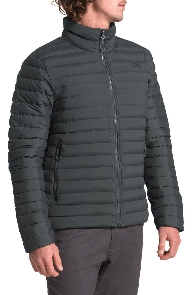 THE NORTH FACE Packable 700 Fill Power Down Jacket, Main, color, ASPHALT GREY