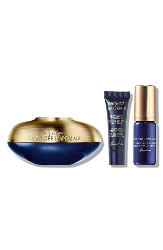 Guerlain Beauty sets ORCHIDEE IMPERIALE ANTI-AGING CREAM SET