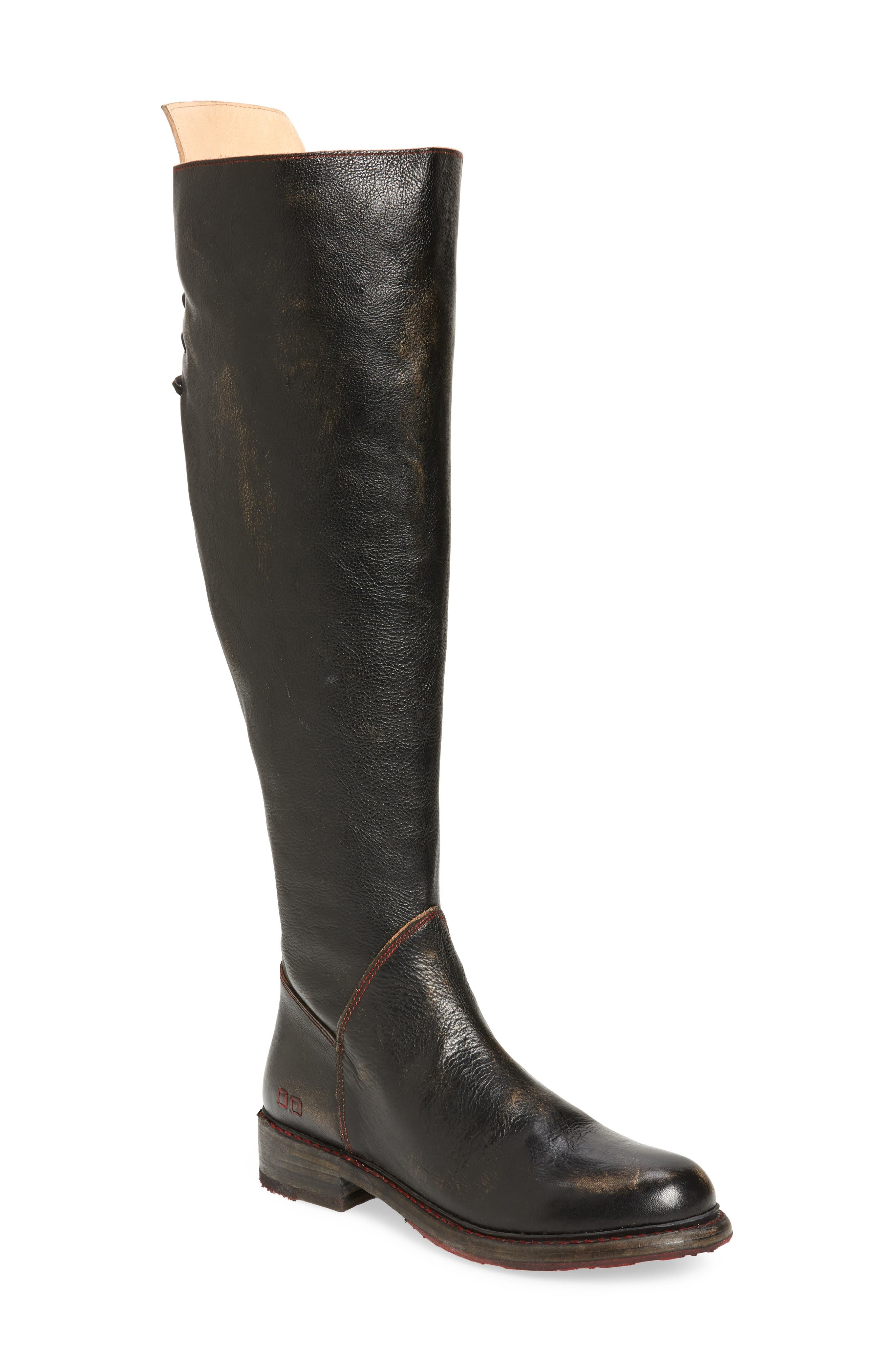 Manchester Over The Knee Boot