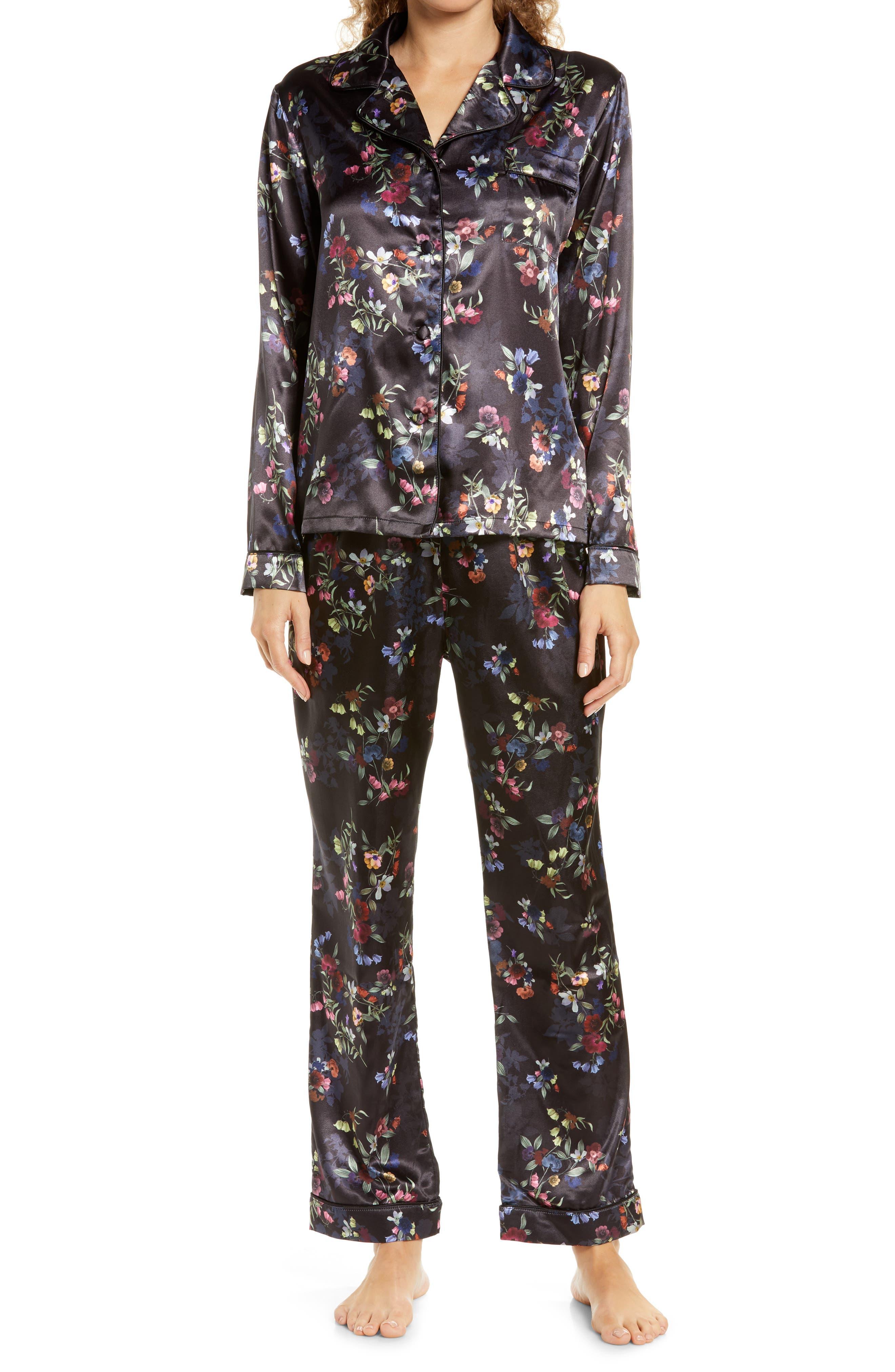 Rosa Floral Pajamas
