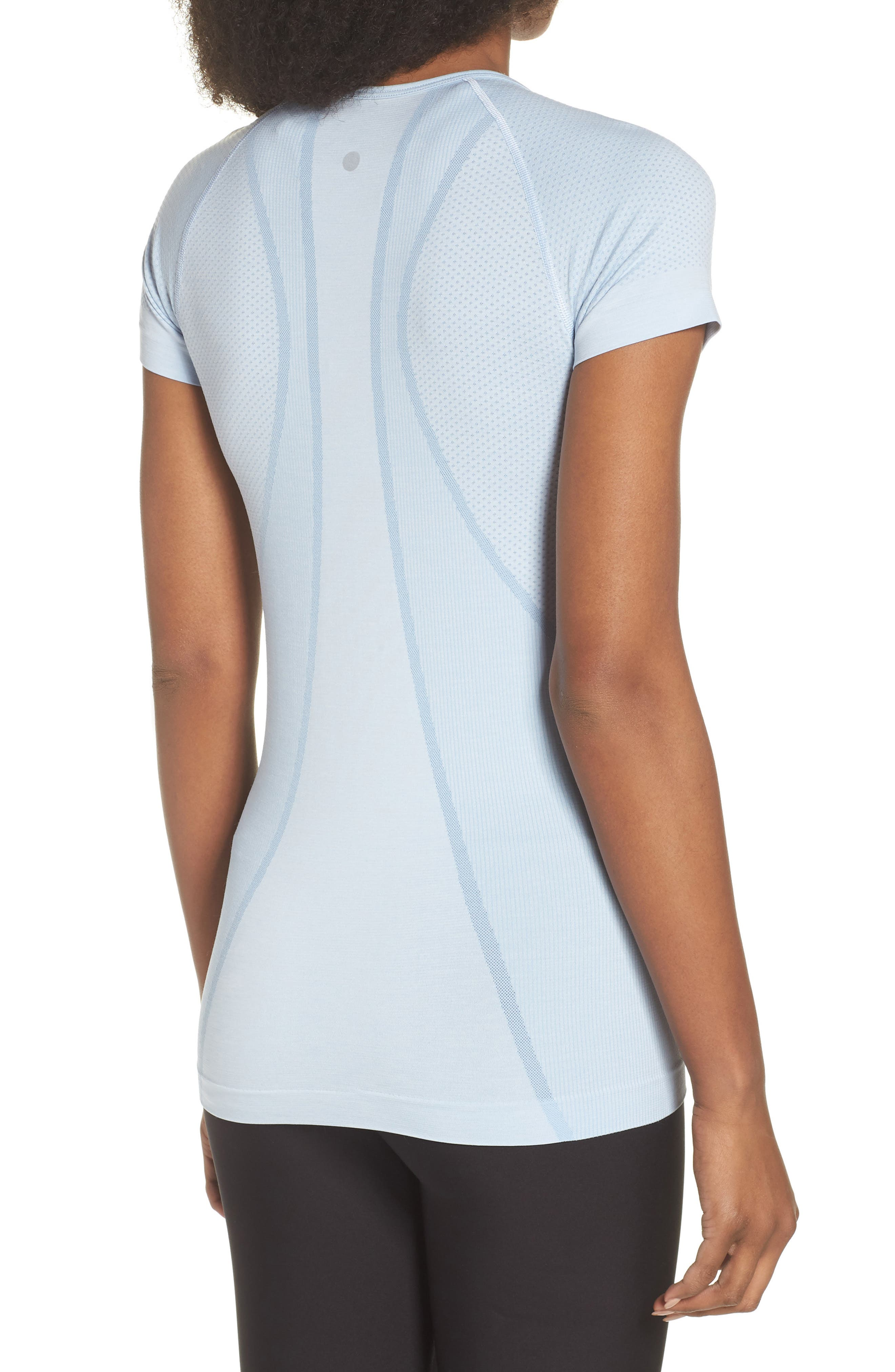 ,                             Stand Out Seamless Training Tee,                             Alternate thumbnail 15, color,                             450