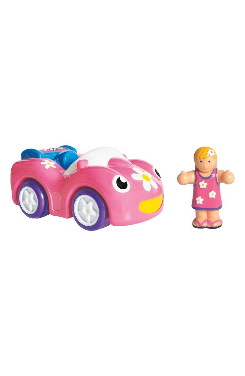 Wow Toyz Dynamite Daisy Car Driver Set