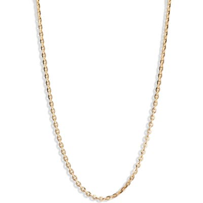 Argento Vivo Dainty Cable Chain Necklace