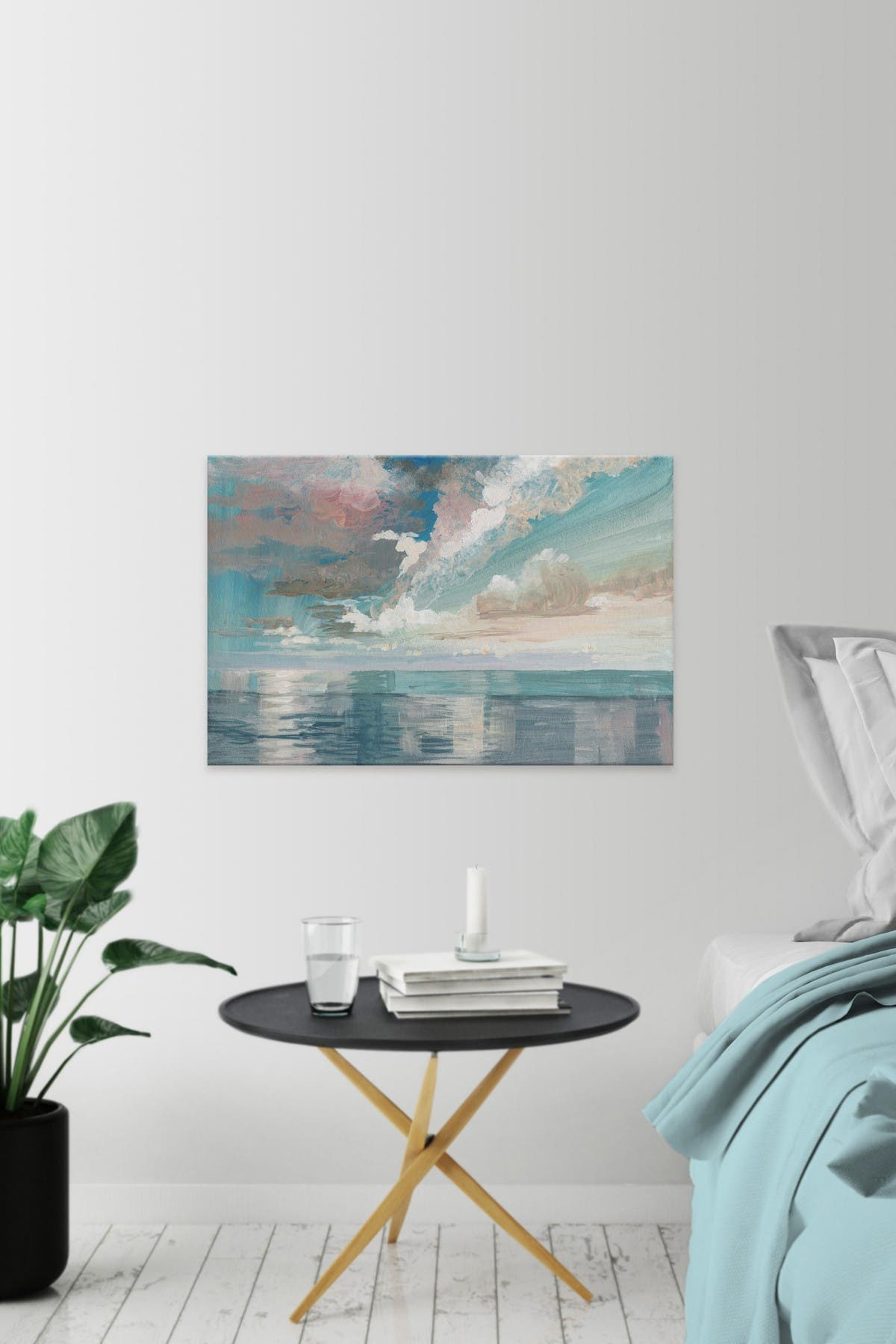 Marmont Hill Inc. Pastel Sky Wall Art at Nordstrom Rack