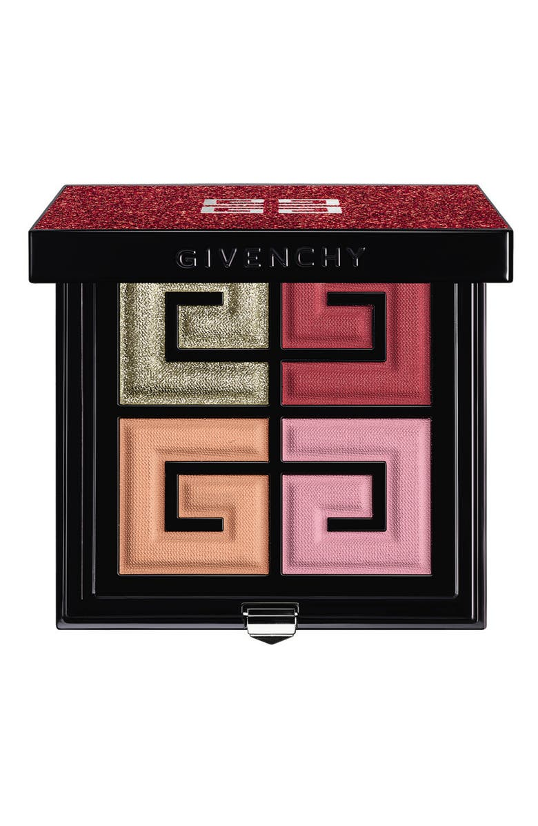 GIVENCHY Red Line Holiday Cheek & Eye Palette, Main, color, 000