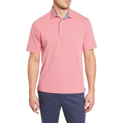 Johnnie-O Cliffs Classic Fit Stripe Polo