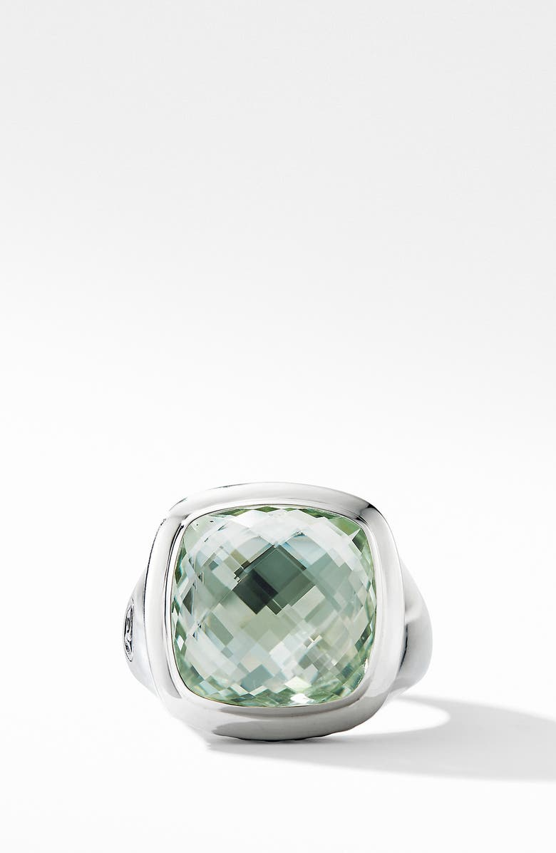 DAVID YURMAN Albion Ring, Main, color, PRASIOLITE