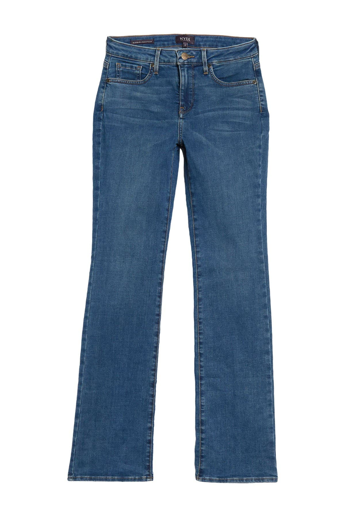 Image of NYDJ Barbara Bootcut Jeans
