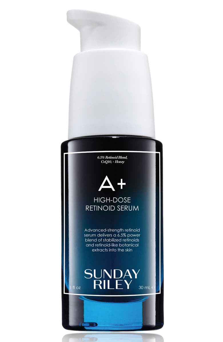 SUNDAY RILEY A+ High-Dose Retinoid Serum, Main, color, NO COLOR