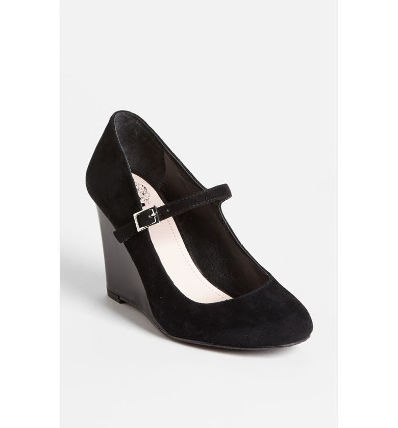 VINCE CAMUTO 'Magie' Wedge, Main, color, 001