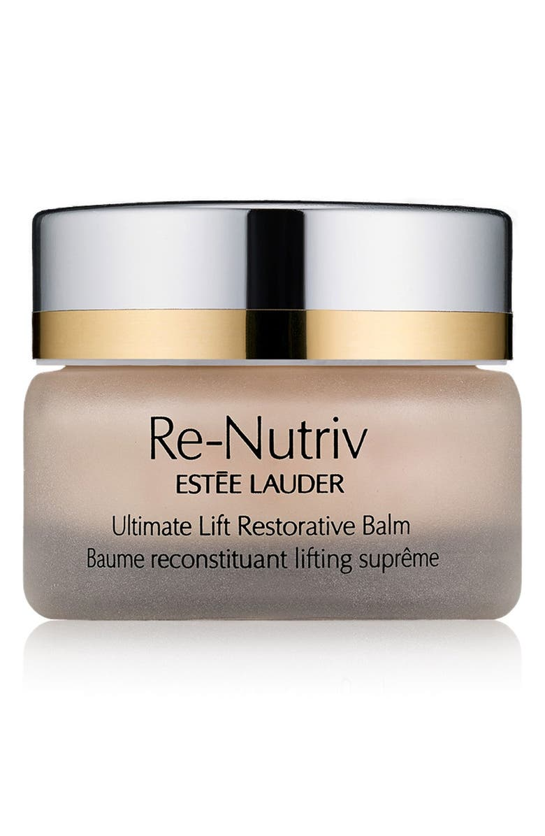 ESTÉE LAUDER Re-Nutriv Ultimate Lift Restorative Balm, Main, color, 000