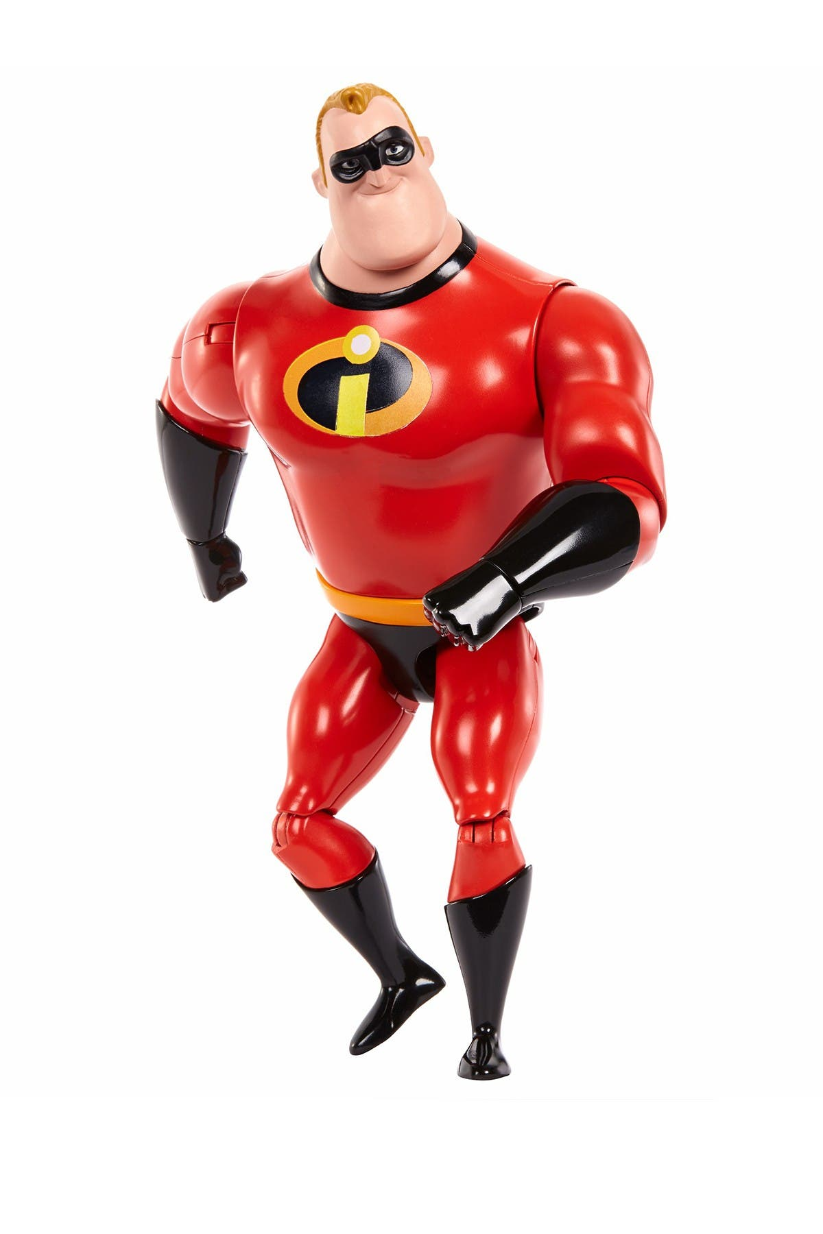 Image of Mattel Disney Pixar The Incredibles Mr. Incredible Figurine