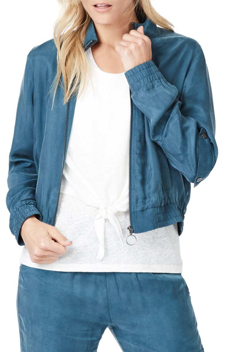 SWEATY BETTY Crop Jacket, Main, color, 400