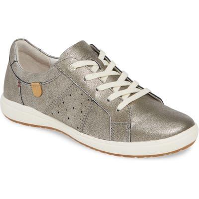 Josef Seibel Caren 01 Sneaker, Metallic