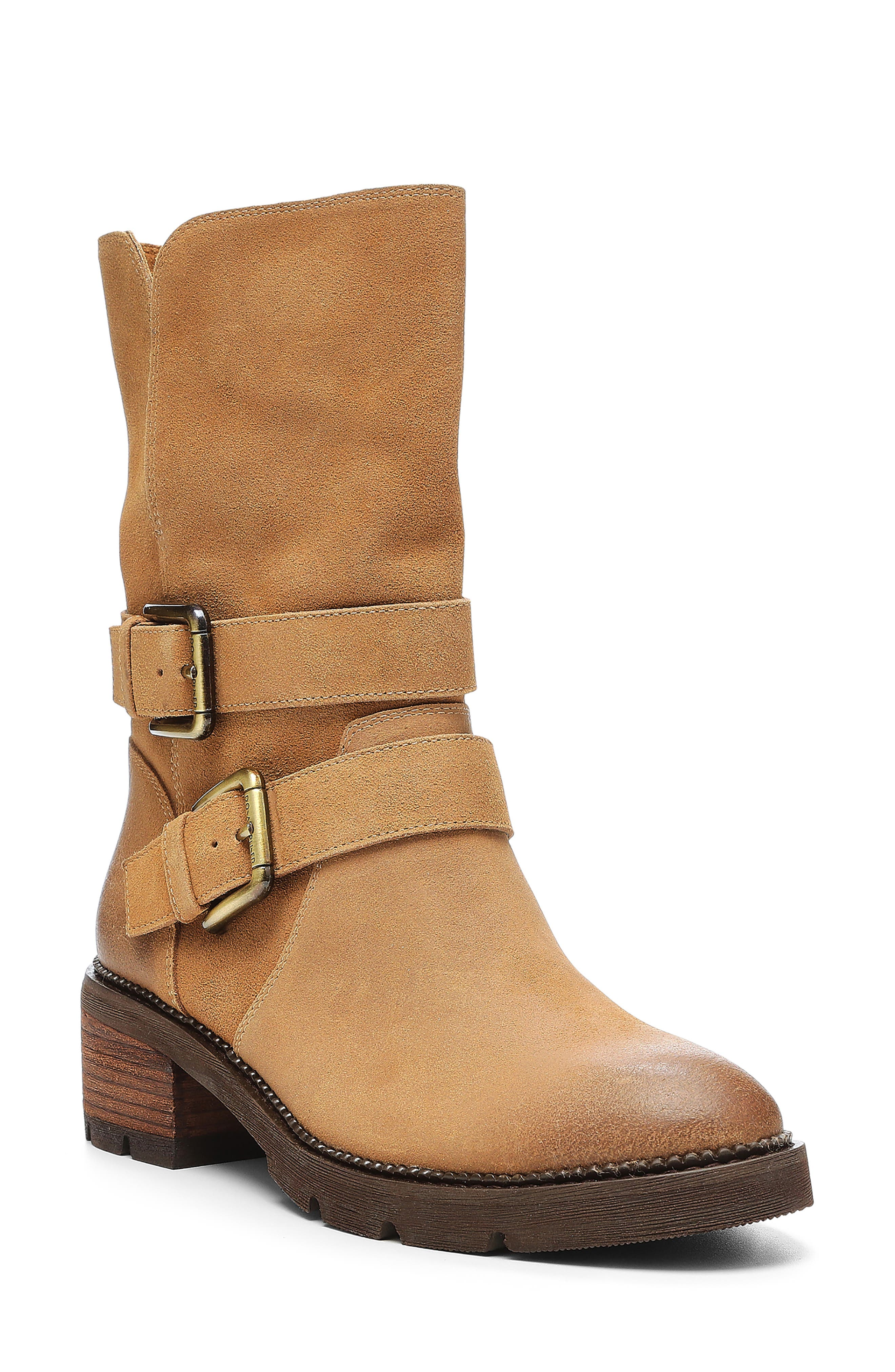 Saraya Buckle Boot