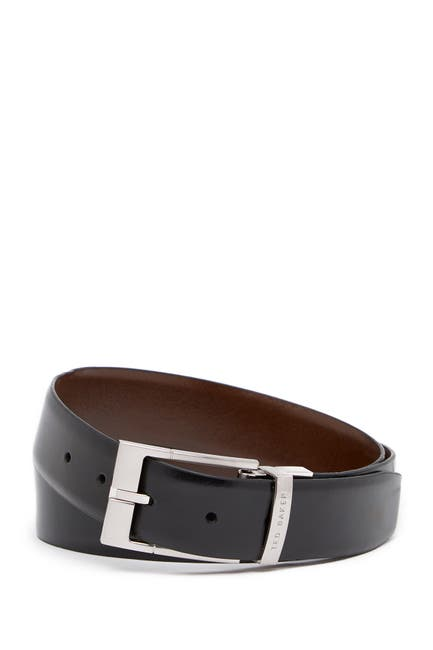 Image of Ted Baker London Reversible Leather Belt