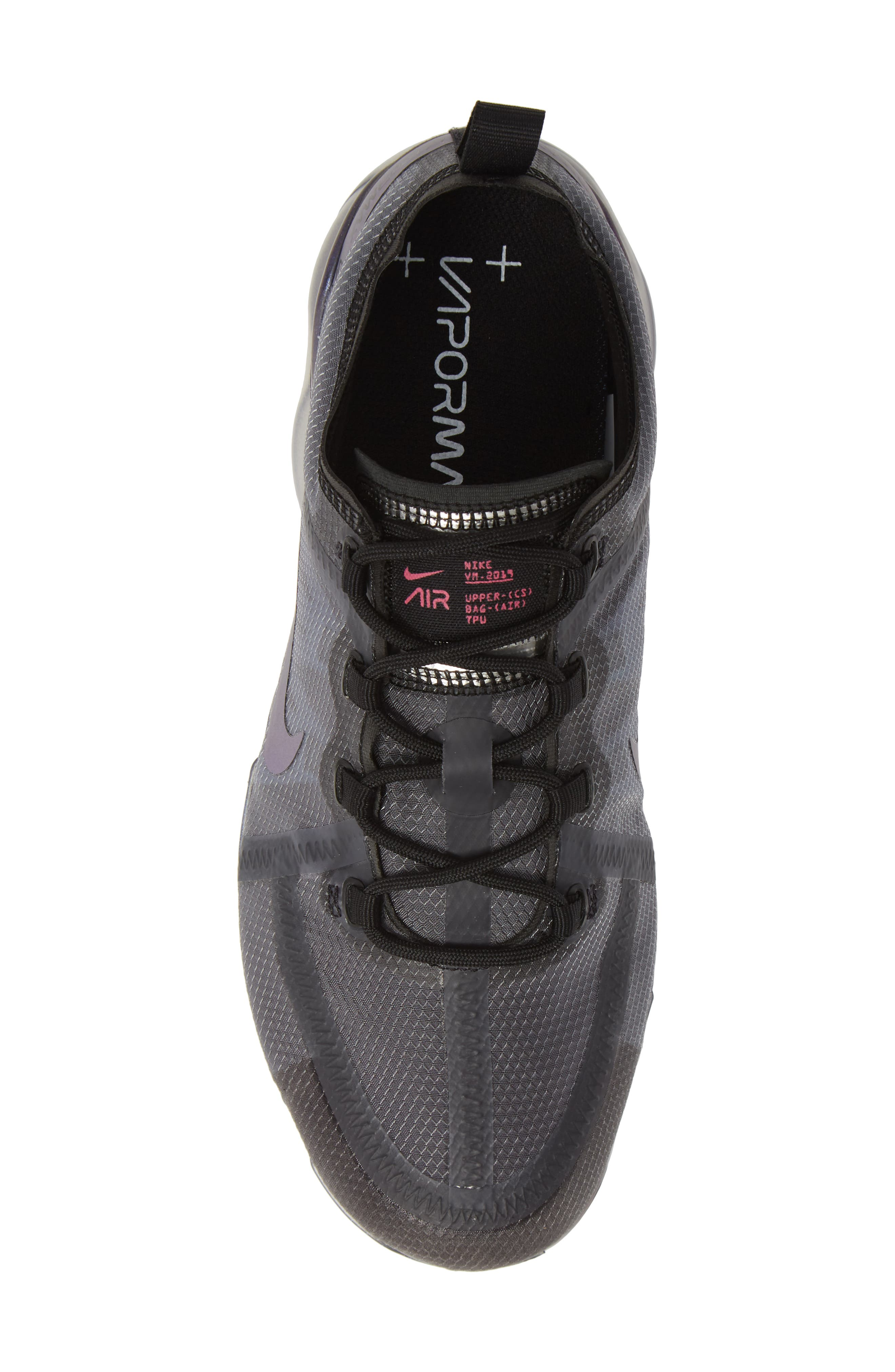 ,                             Air VaporMax 2019 Running Shoe,                             Alternate thumbnail 25, color,                             001