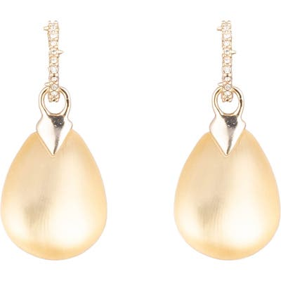 Alexis Bittar Teardrop Crystal Earrings