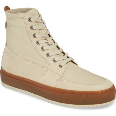 Frye Rivington Sneaker, White