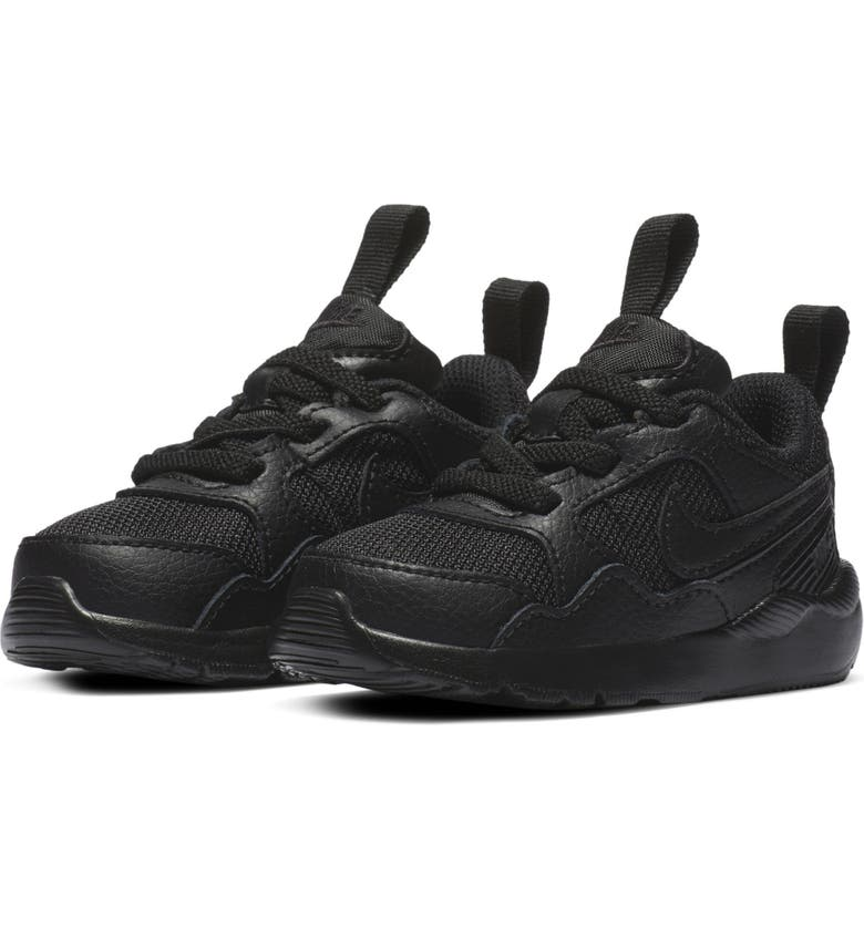 NIKE Pegasus '92 Lite Sneaker, Main, color, BLACK/ BLACK