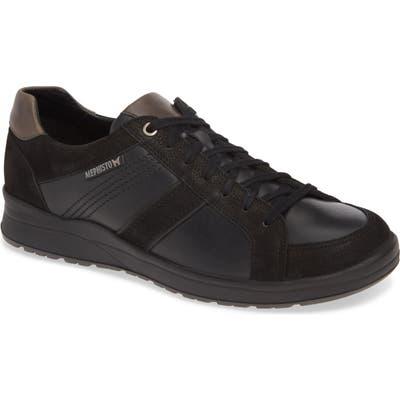 Mephisto Varek Sneaker- Black
