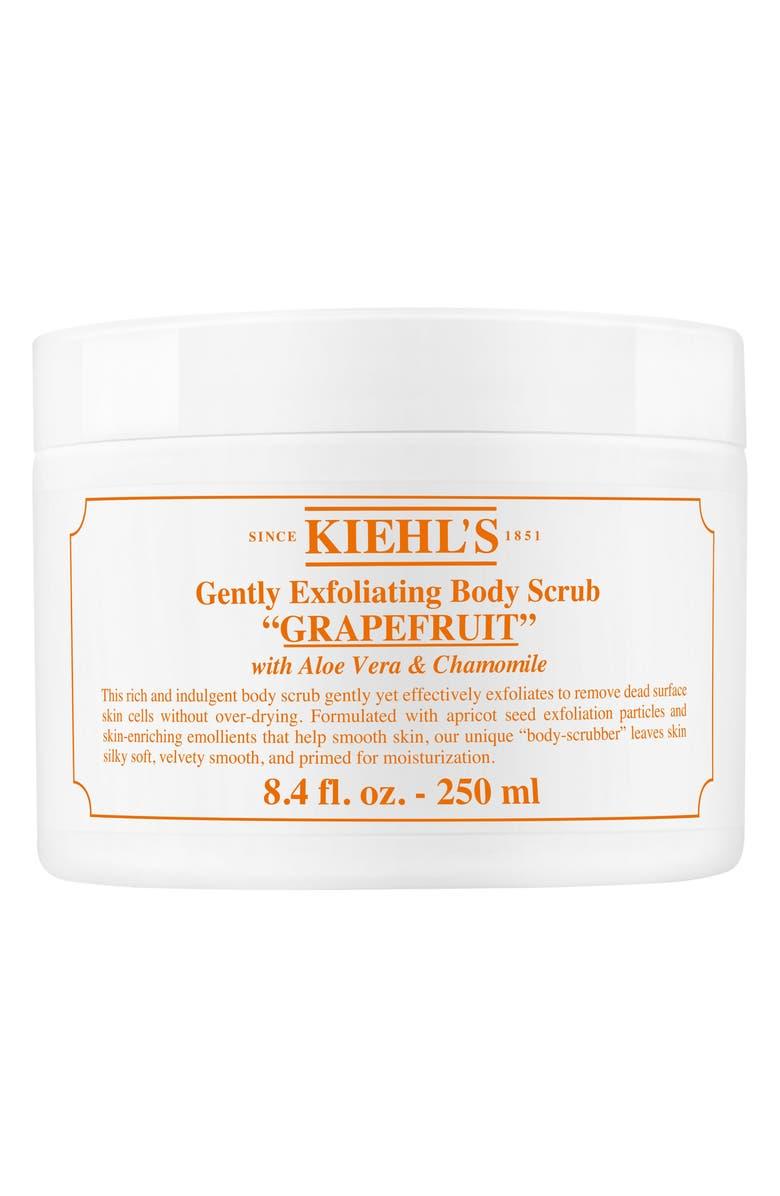KIEHL'S SINCE 1851 Gentle Exfoliating Body Scrub, Main, color, GRAPEFRUIT