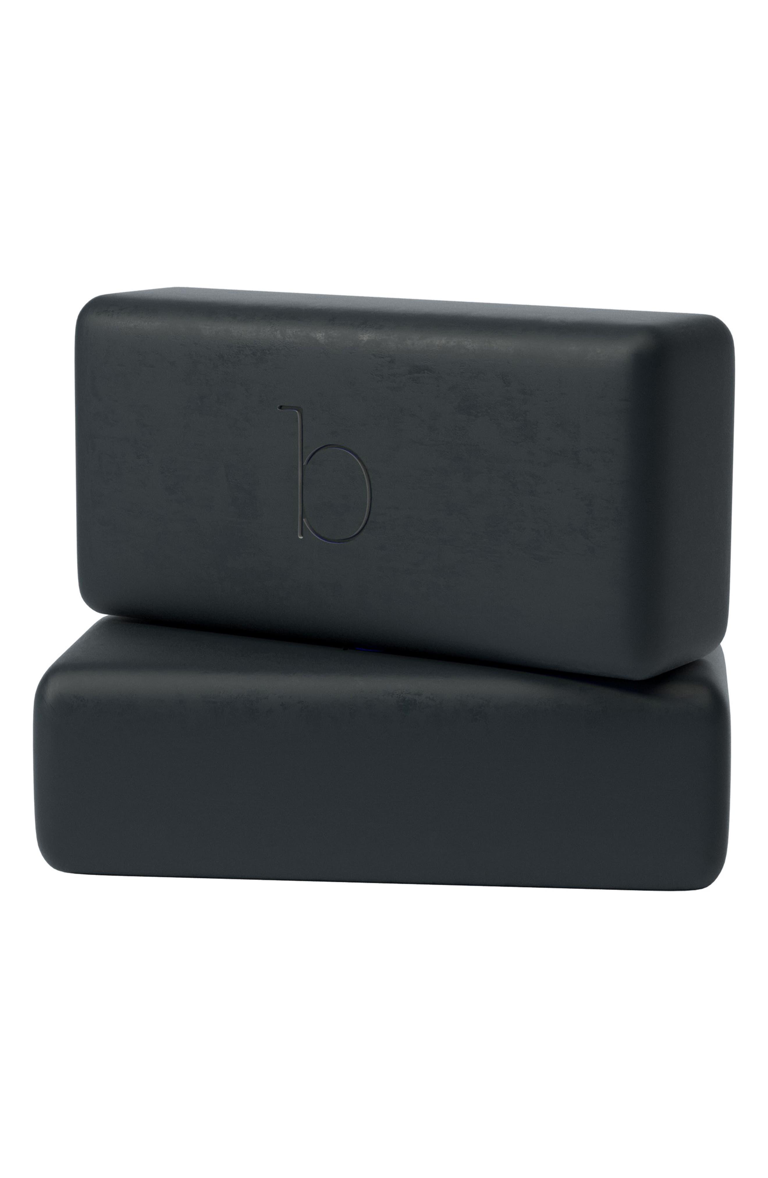 2-Pack Black Gold Skin Polishing Bar Soap