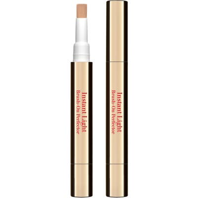 Clarins Instant Light Brush-On Perfector Concealer - 02 Medium Beige