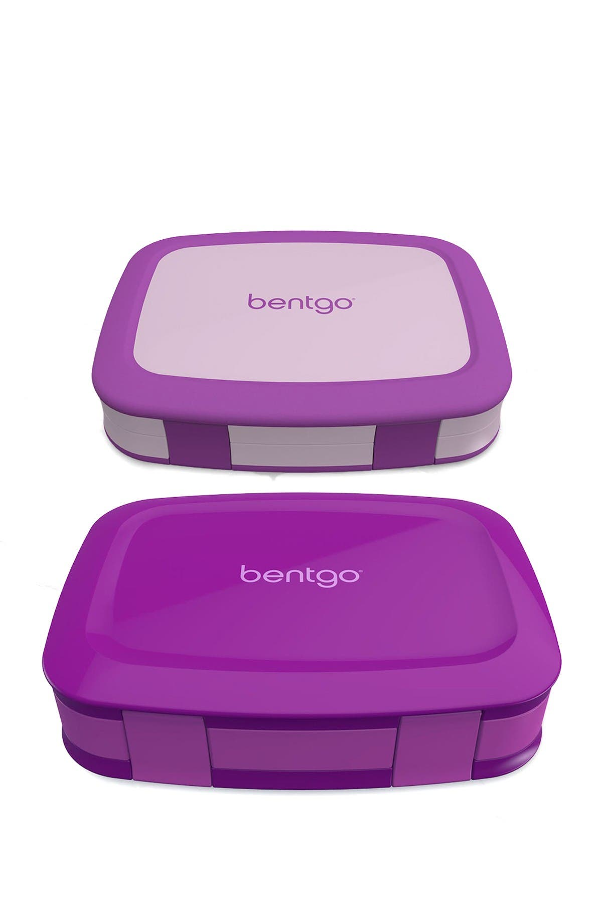 Image of BENTGO 2-Pack Fresh and Kids - Purple