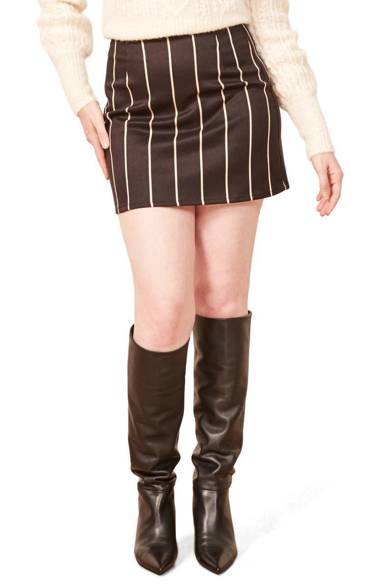 REFORMATION Jamie Miniskirt, Main, color, 002