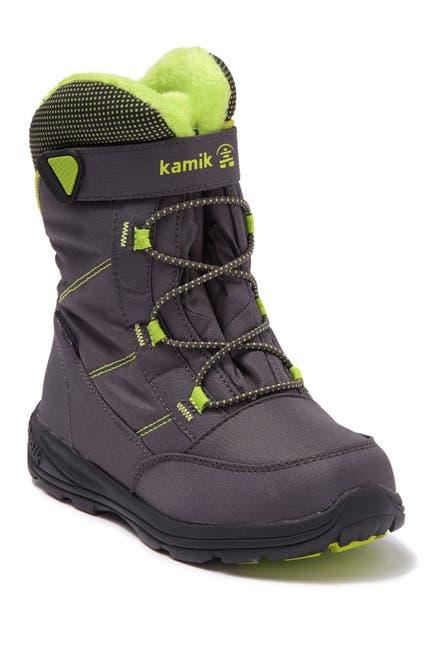 Image of Kamik Stance Waterproof Fleece Lined Winter Boot