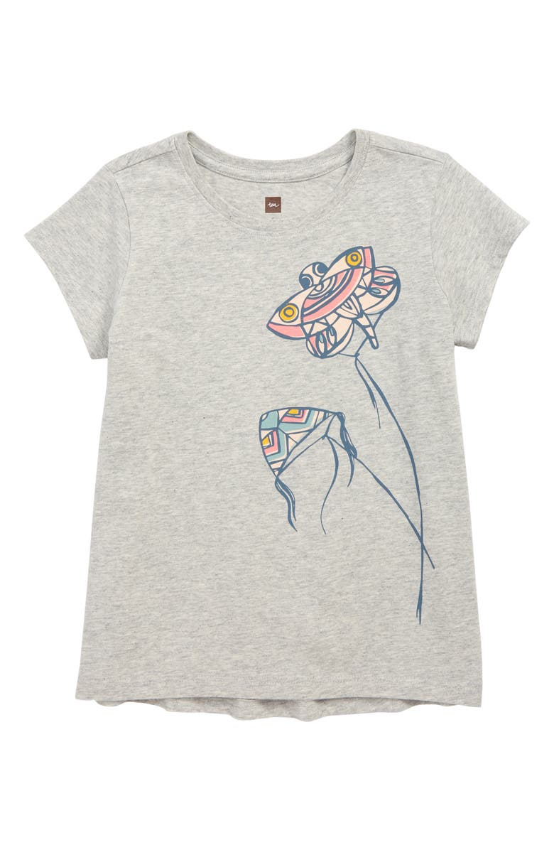 TEA COLLECTION Kite Festival Graphic Tee, Main, color, 020