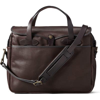 Filson Weatherproof Leather Briefcase -