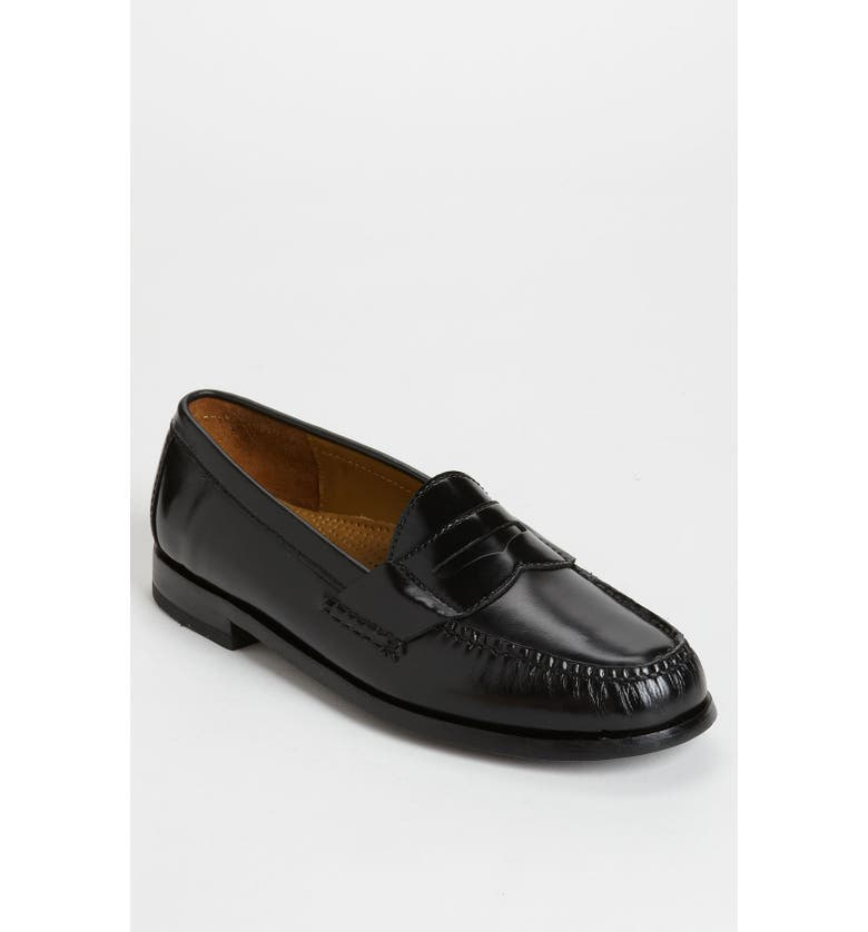 COLE HAAN Pinch Penny Loafer, Main, color, 005